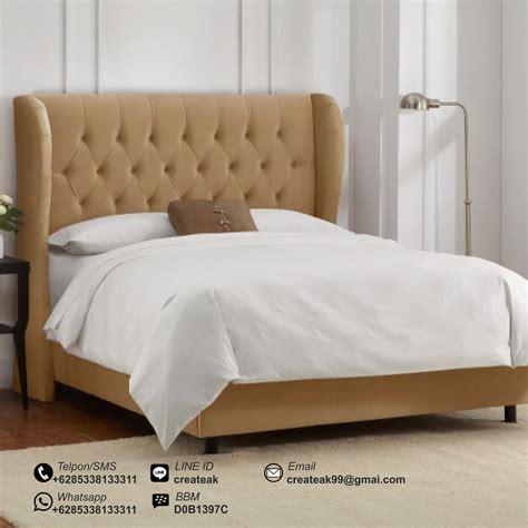 Tempat Tidur Minimalis Di Jakarta tempat tidur minimalis jakarta createak furniture