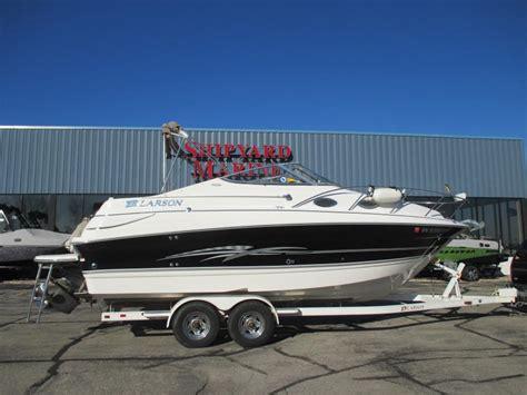 larson boats wisconsin larson 240 cabrio boats for sale in wisconsin