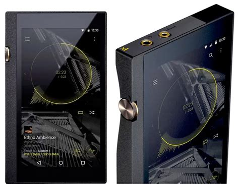 Dap Onkyo Dp X1 Ignis Leather 2nd onkyo s upcoming hi res portable has dual s and dacs