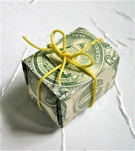 Money Origami Basket - 25 awesome money origami tutorials diy projects for