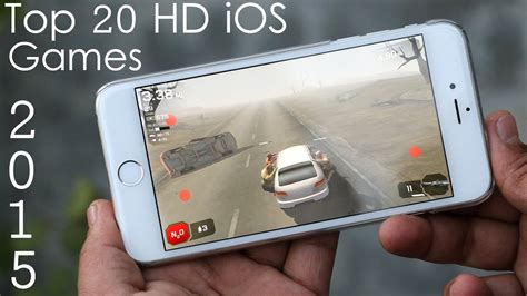top   hd ios games  iphone   youtube