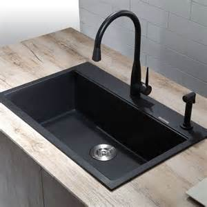 Kitchen Sinks Granite 8 Best Kitchen Sinks Images On Kitchen Sinks Single Bowl Kitchen Sink And Black Granite