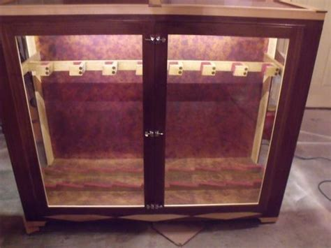 17 best images about display case on pinterest knife display case one kings lane and wood 17 best images about guitar storage cabinets on pinterest
