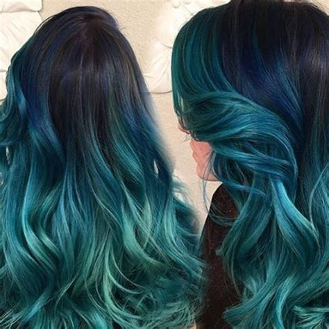 teal color hair best 20 teal hair color ideas on turquoise
