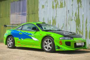 Paul Walker Mitsubishi Eclipse Paul Walker Mitsubishi Eclipse Tuning