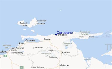 imagenes de radar venezuela carupano surf forecast and surf reports sucre venezuela