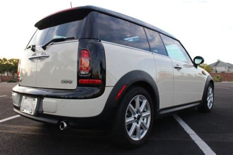 Mini 6 Speed Automatic by Find Used 2010 Mini Cooper Clubman W 6 Speed Automatic In