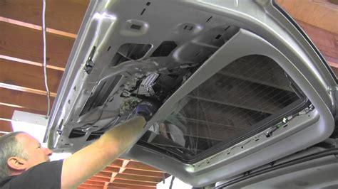 2009 chevy hhr door lock actuator rear door hatch lock repair gmc chevrolet