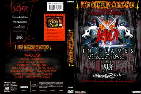 Unholy Alliance covers box sk unholy alliance ii high quality dvd