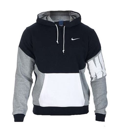 Jaket Sweater Hoodie Nike Black jacket nike hoodie black grey white sweater black white pullover menswear nike nike