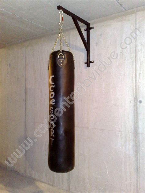 porta sacco boxe supporto gancio per appendere sacco boxe carpenteria vidue