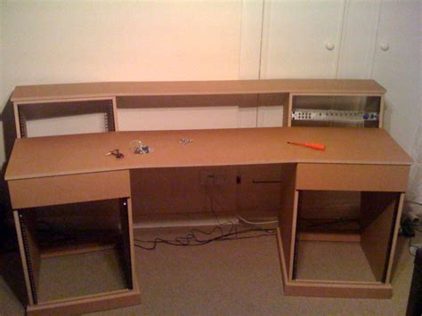 Producers Desk by Rta Producer Station Desk Anyone Has This Gearslutz