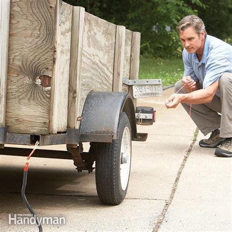 how to ground trailer lights grounding trailer lights images