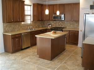kitchen floor tiles ideas big and small tile kitchen floor plus brown wooden