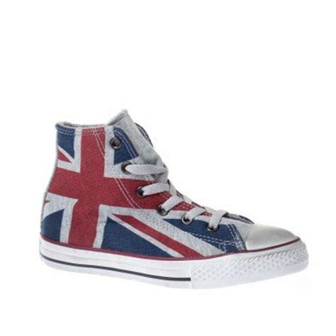 Convers Grey Cover Grey converse trainers shoes all hi uk