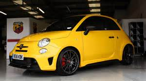 Fiat 500 Abarth 959 Abarth 695 Biposto Record 2016 Review By Car Magazine