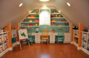 The Dining Room Play Script Turn The Attic Into A Perfect Play Area For The Kids 25