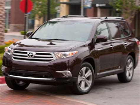 2011 toyota highlander | pricing, ratings & reviews