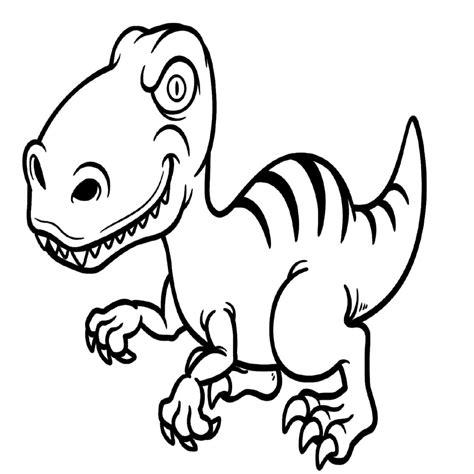 Dinosaurios Para Colorear   Colorear.website