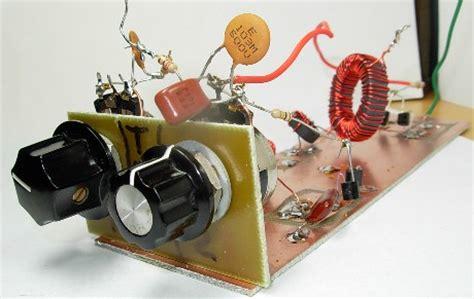 varactor diode filter mf trf receiver