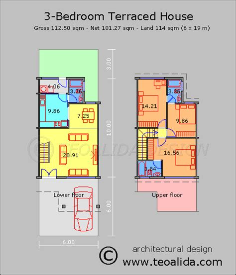 Split Bedroom House Plans by House Floor Plans Amp Architectural Design Services