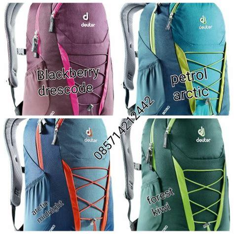 Ransel Consina Marathon Original jual tas deuter gogo original daypack tas sekolah tas