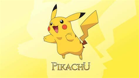 wallpaper laptop pikachu pikachu hd wallpapers pokemon wallpapers cartoons hd