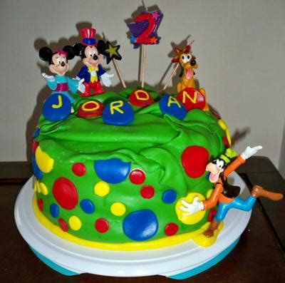 Mickey Mouse Cake Decorations by Great Mickey Mouse Theme Ideas To Celebrate A