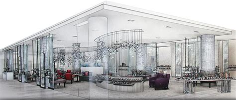 saks fifth avenue floor plan saks fifth avenue expands its christian louboutin