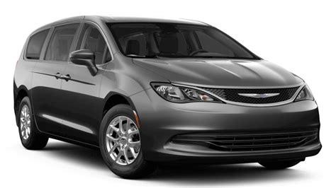 2019 Chrysler Pacifica Lx Vs Touring L Plus Vs Limited