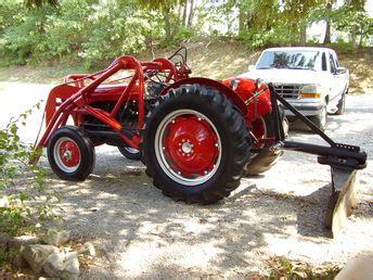 1954 Ferguson To 30 Tractorshed Com