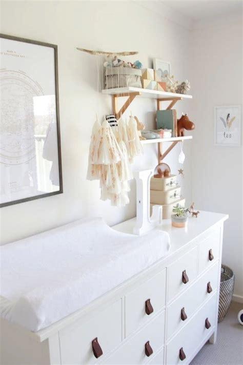 painted ikea nornas dresser baby pinterest guy rooms 19 ikea hacks for the nursery brit co