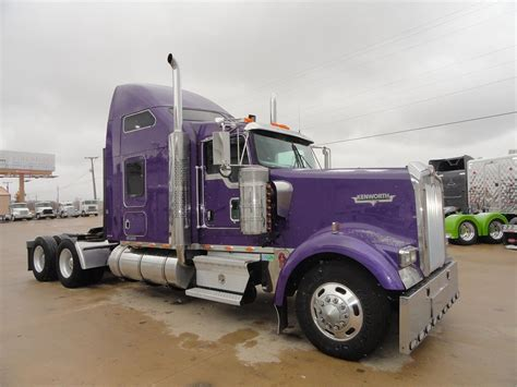kw sales 2007 kenworth w900l for sale 50 used trucks from 35 000