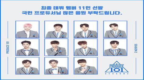 101 Hadits Tentang Budi Luhur ini dia 11 peserta produce 101 season 2 yang terpilih menjadi anggota wanna one radio budi luhur
