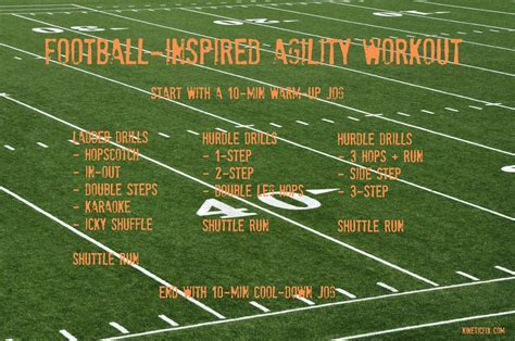 how to a for agility agility workouts for football eoua