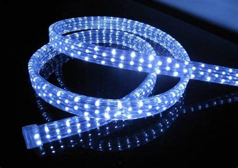 image gallery led rope