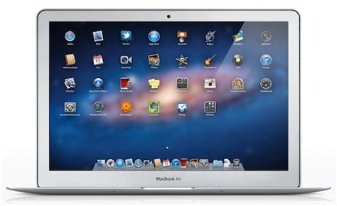 Macbook Air Apple Store Indonesia apple confirms os x to launch on mac app store this wednesday slashgear