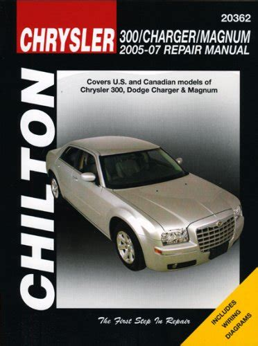 hayes car manuals 2007 chrysler 300 electronic toll collection service manual free auto repair manuals 2007 dodge magnum auto manual dodge magnum lx