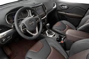 Jeep 2014 Interior 2014 Jeep Limited 24 Interior Photo 147