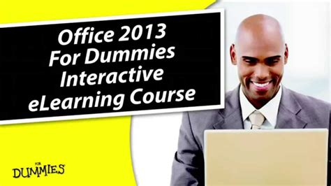 visio 2013 for dummies office 2013 for dummies interactive elearning course