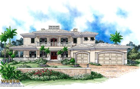 florida green home design group emerald bay house plan weber design group naples