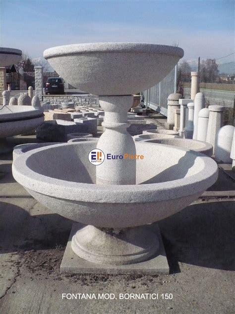 fontane in granito da giardino fontane da giardino in granito come sceglierle europietre