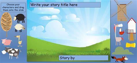 Something To Try Technostories Page 12 What Is A Tale Powerpoint