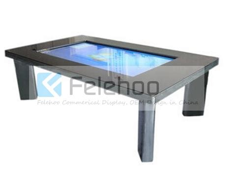 Smart Table Price by 55inch Multi Touch Screen Table With Computer Smart Table