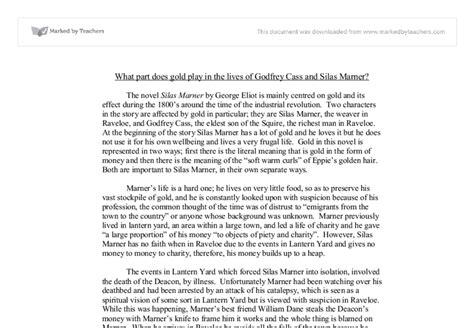 Cass Mba Essays by Godfrey Cass Essay