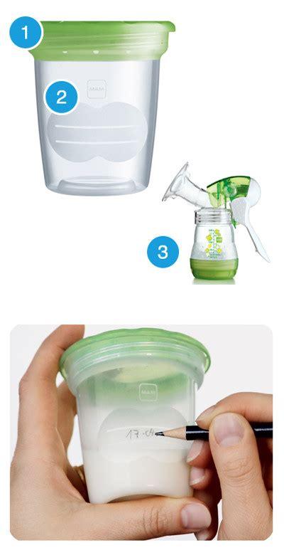 alimenti per latte materno contenitori per conservare latte materno