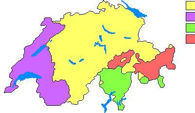 geografie | schweizer sprachen : 01a | lernen & üben