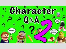 CHARACTER Q&A #2 | (Jeffy, Goodman, Black Yoshi, Jackie ... Lance Black Instagram