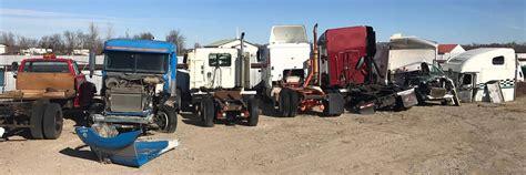 mm truck parts   semi truck parts salvaged parts tulsa