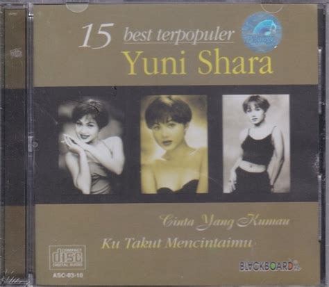 Dvd Koleksi Audio Utada Hikaru jual cd audio yuni shara 15 best terpopuler di lapak musik musik thoniew